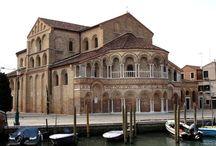 Venezia e la Laguna / Venezia come città d'Arte in cui perpetuare l'Arte