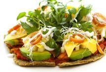 Vegan Yummies- savouries, bread / by Melanie Shearer
