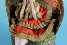 Čajové panenky s telom