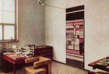 modernist design and architecture / beginning with the Bauhaus