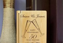Wedding & Anniversary Picture Frames & Albums / Product images & design pages on our boards are the sole intellectual property of Designs the Limit and reproduction for commercial use is strictly forbidden.