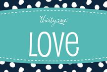 ♥Thirty~ one♥ / Thirty~one  has fun stuff. / by Christina Eagle