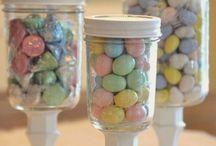Mason jars / by Kerry Copus