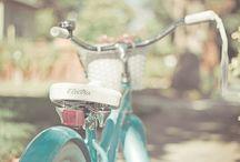 bicycles / by Menia Geller-Green