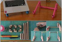 Artesanato / Ideias, inspirações e besteirinhas prazerosas de fazer.