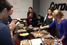 It's a CorpNet Thanksgiving! / We are so Thankful for our amazing CorpNet team! We hope our Pinterest community has a wonderful Thanksgiving holiday!