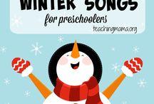 Winter Theme / School