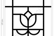 Patchwork / Técnicas y bloques