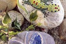 piedras mosaico