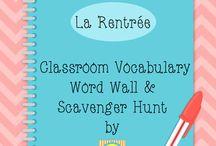 Teaching: French