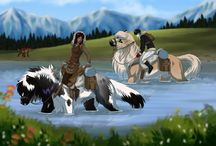 farkas,kutya
