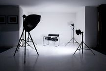 Photo lighting studios