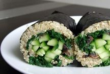 Wraps n Sandwiches / by Maggie Neola
