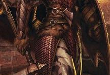 RPG Fantasy - Golias e Gigantes