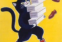 Cats in advertising