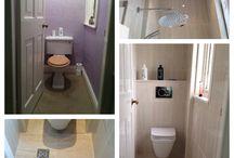Downstairs bathroom / toilet