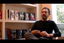 Entrevistas / Entrevistas a autores de Titania.