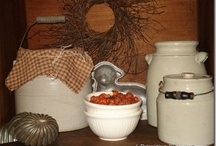 Crock and Graniteware Addiction  / by Gayle Johnson Wagner