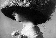 Fashion-Vintage Hats / by Cheryl Heator