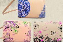 Asia-Style Taschen / Hochwertige Volksstil-Taschen