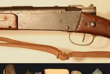 Weaponry WW I - II