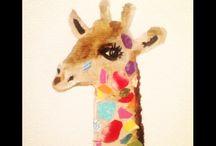 Lucy Prior Art Patchwork Animals