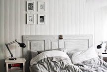INTERIOR DESIGN Bedrooms / Sovrum / by Camilla Callenmark