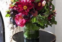 Interior Design + Flowers