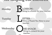Teacher Love and gratitude