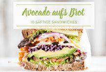 Rezepte: Burger und Sandwich