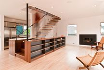 BUILD LLC Stairs / Modern stairs designed and built by BUILD LLC.