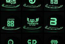 Glowing Hats