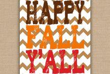 Bring on fall / by Kristen Blancett