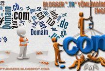 """Blogger """".tr"""" Yönlendirmesini Engelleme"""