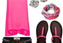 summer cute clothes / by Danesheila Jackson
