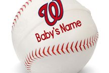 Personalized Baby Gifts for Washington Nationals Fans