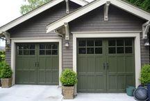 I can dream....garage door