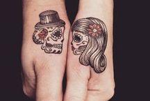 tattoo pareja