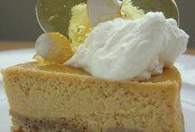 Desserts / Cakes