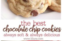 chchocolate chip cookies