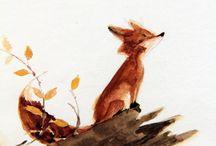 magestic fox
