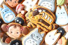 Icing Cookies & Meringue