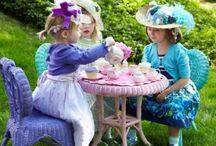 Tea Party / by Kayla Smiley