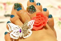 Nails / by Nacole Giannone Harlacker