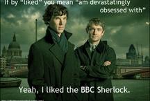 Sherlock / by Jennifer Pelt