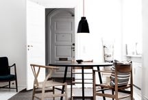 Hans Wegner and interiors / Timeless design of Hans Wegner.