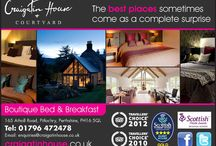 CRAIGATIN HOUSE ADVERTS / Craigatin House and Courtyard featured advertising