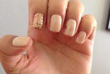 Nails / Nails cute pink