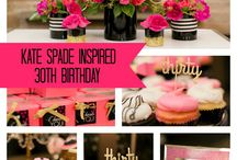 Celebrate Birthdays / Inspiration for all kinds of birthdays from kids to adults. Birthday themes, color schemes, and decorating ideas. DIY birthday decor.  Birthday party planning. Birthday decor. Birthday themes. Kids birthday themes. Adult birthday themes. Grown up birthdays.