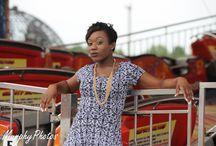 Fairgrounds Photoshoot